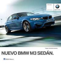 Ficha Técnica BMW M3 Sedán Automático 2017