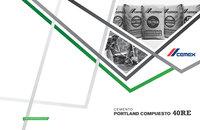 Cemento Portland Compuesto Extra 40RE