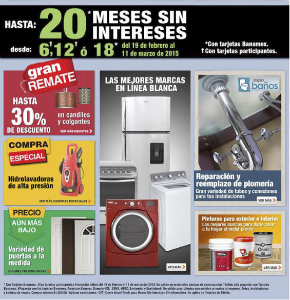 Ofertas De The Home Depot Gran Remate