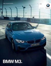 Ficha Técnica BMW M3 Sedán manual 2017
