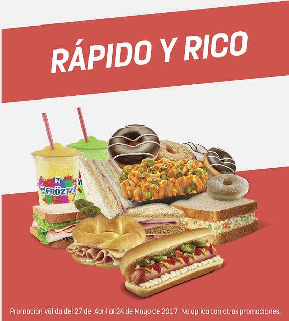 Ofertas de 7-Eleven, Promociones Tamaulipas