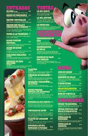 Menú Alimentos