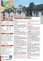 Ofertas de Europamundo, Circuitos Europeos