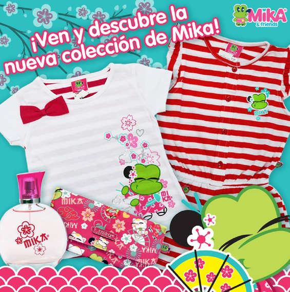Ofertas de Mika & Friends, Ven y descubre nueva colección Mika
