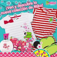 Ven y descubre nueva colección Mika