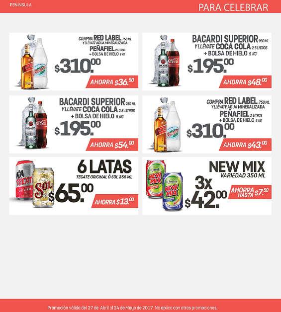 Ofertas de 7-Eleven, Promociones Península