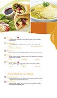 Ofertas de 100% Natural, Menú Restaurante