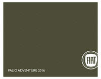 Palio Adventure 2016