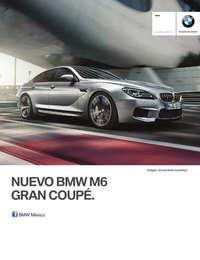 Ficha Técnica BMW M6 Gran Coupé Competition Edition Automático 2017