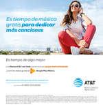 Ofertas de AT&T, Es tiempo de música gratis