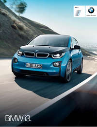 Ficha Técnica BMW i3 (60 Ah) 2017