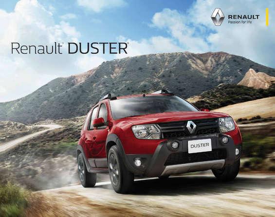 Ofertas de Renault, Duster 2017