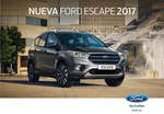Ofertas de Ford, escape 2017