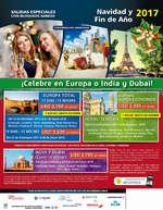 Ofertas de Viva Tours, Navidad y fin de año 2017