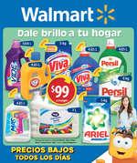 Ofertas de Walmart, Dale Brillo a tu Hogar