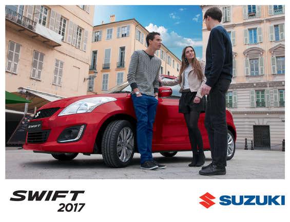 Ofertas de Suzuki Autos, Swift