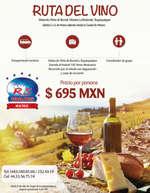 Ofertas de RS Viajes, Rutal del vino