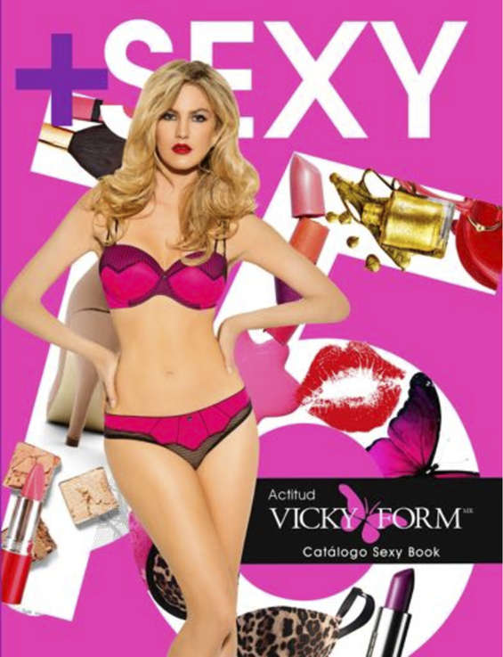 vicky form catalogos: