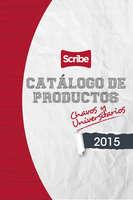 Ofertas de Scribe, Chavos y Universitarios 2015