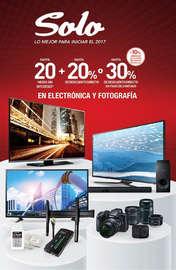Fotografía y electrónica