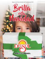 Ofertas de Del Sol, Brilla esta Navidad - Verano