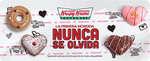 Ofertas de Krispy Kreme, La primera mordida
