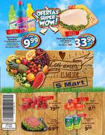Ofertas de S-Mart, ¡Ofertas Súper Wow!