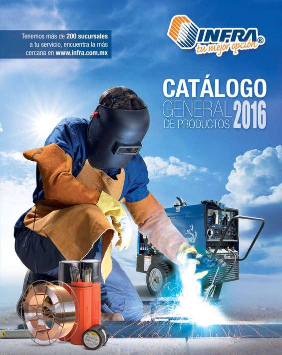 Ofertas de Infra, Catálogo General 2016