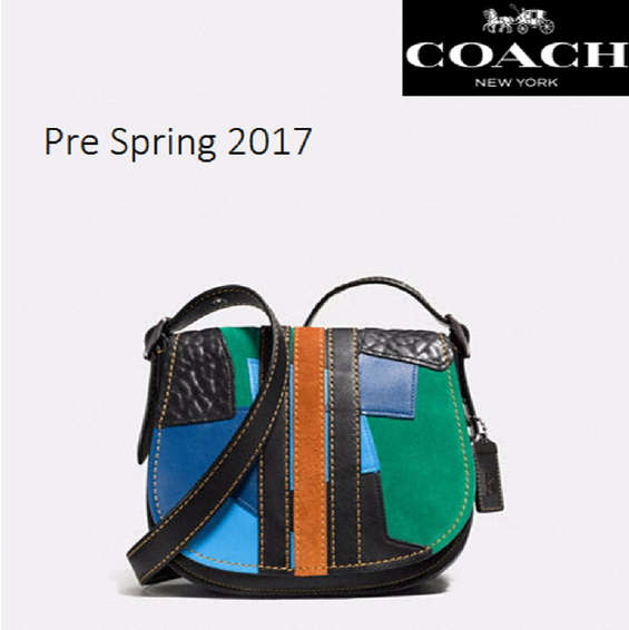 Ofertas de Coach, Pre Spring 2017