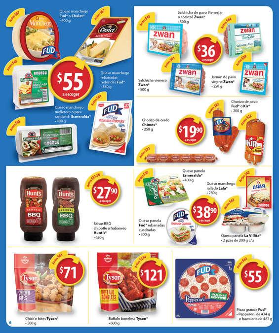 Ofertas de Walmart, Precios bajos todos los días