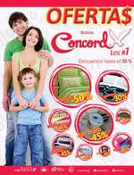 Ofertas de Colchas Concord, Oferta$