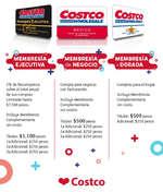 Ofertas de Costco, Membresía