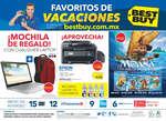Ofertas de Best Buy, Favoritos de vacaciones