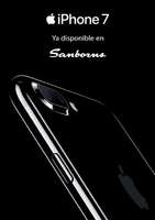 Ofertas de Sanborns, iPhone 7