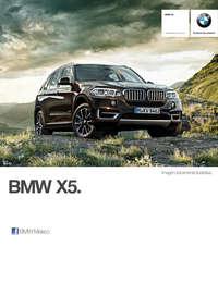 Ficha Técnica BMW X5 xDrive50iA Excellence Automático 2017