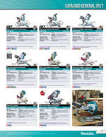 Ofertas de Makita, catalogo general 2017