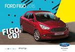 Ofertas de Ford, Figo Sedán 2016