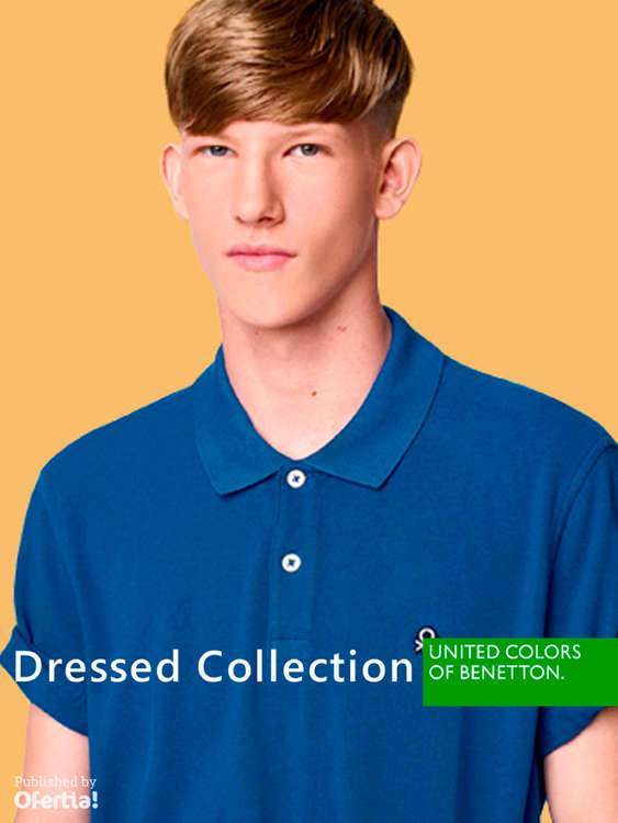 Ofertas de Benetton, Dressed collection