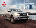 Ofertas de Mitsubishi Motors, L200-2017