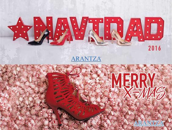 Ofertas de Arantza, Navidad