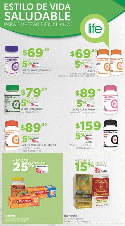 Ofertas de Farmacias del Ahorro, Donde hay amor hay bienestar