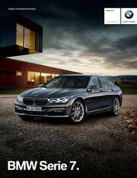 Ficha Técnica BMW 750iA Excellence Automático 2017