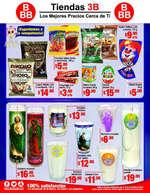Ofertas de Tiendas Tres B, Promociones