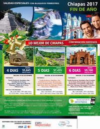 Chiapas 2017 fin de año
