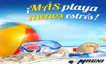 Ofertas de Magnicharters, Más playa menos estrés