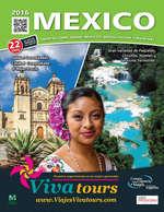 Ofertas de Viva Tours, México 2016