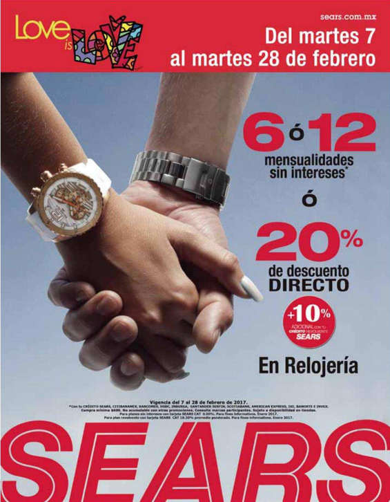 Ofertas de Sears, Love is love