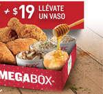 Ofertas de KFC, Kombos KFC