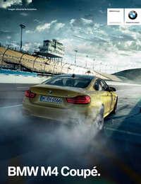 Ficha Técnica BMW M4 Coupé manual 2017