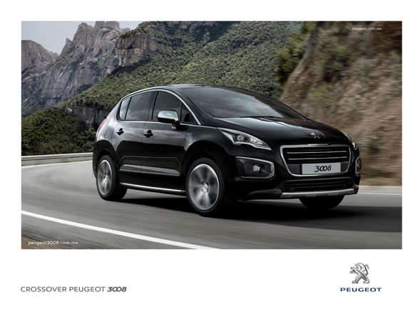 Ofertas de Peugeot, 3008